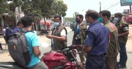 জয়পুরহাটে কঠোর অবস্থানে প্রশাসন ও আইনশৃঙ্খলা বাহিনী