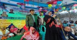কালাই পৌরসভার নব-নির্বাচিত মেয়র রাবেয়া সুলতানা কে ফুলেল সংবর্ধনা