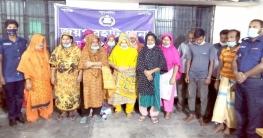 জয়পুরহাটে অসামাজিক কর্মকান্ডে জড়িত ১৩ জন তরুণ-তরুণী আটক