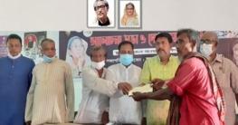 ক্ষেতলালে দুরারোগ্যদের মাঝে প্রধানমন্ত্রীর চিকিৎসা সহায়তা প্রদান